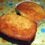 淡路島ヨーグルトを使ったノンオイル・ノンバターでヘルシーケーキ☆