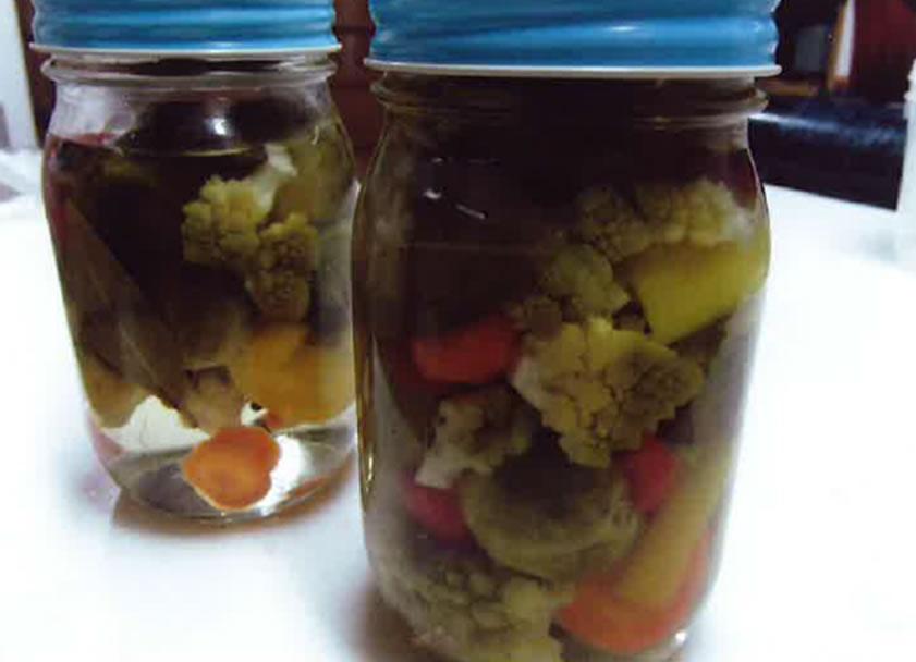 淡路野菜のピクルス