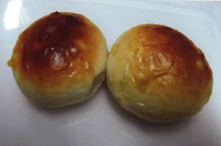 八朔ピール入りパン