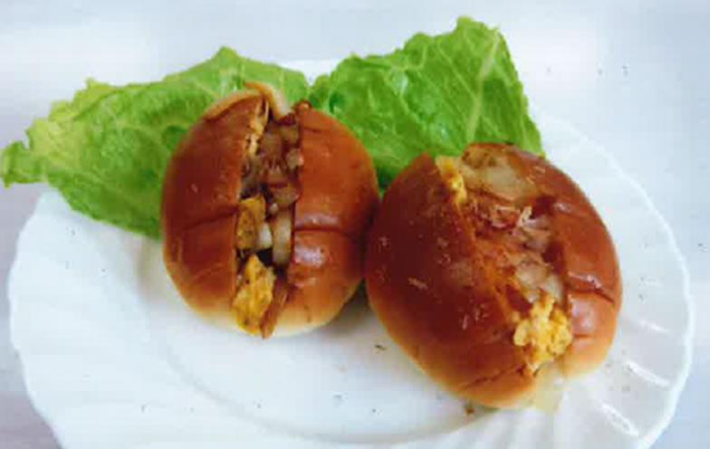 (朝食・軽食に)血液サラサラ・ドッグ